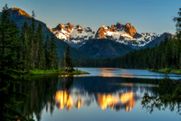 Majestic Pacific Northwest Mountains 1