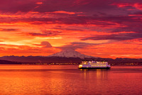 Beautiful Washington State Ferries 7