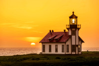 Pacific Northwest Lighthouses, Bridges, and Boats 17