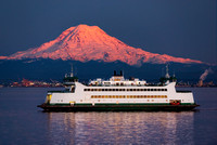 Beautiful Washington State Ferries 10