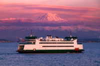 Beautiful Washington State Ferries 1