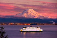 Beautiful Washington State Ferries 16