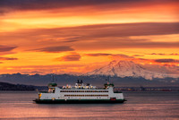 Beautiful Washington State Ferries 13